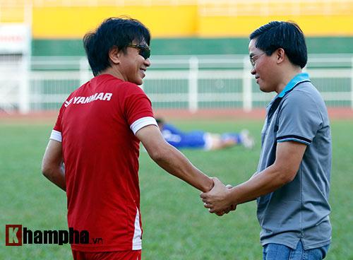 """U23 VN: Băng rôn """"mời ông về"""" & sự tự tin của Miura - 8"""