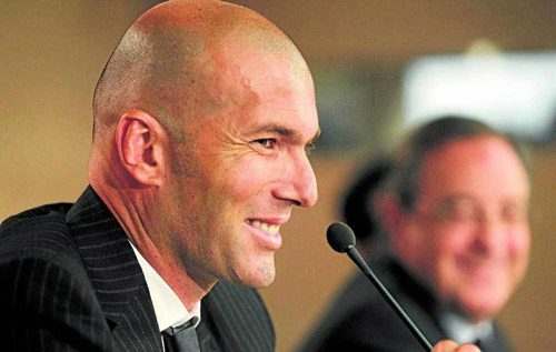 Nóng ở Real: Zidane sắp được chỉ định thay Benitez - 2