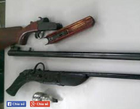 Cuộc truy bắt nghẹt thở của CA và ông trùm súng hoa cải - 2