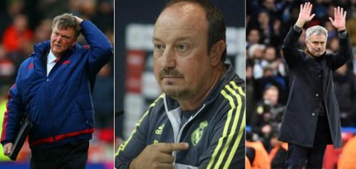 """Bóng đá châu Âu: Loạn vì những vụ """"lật ghế"""" - 1"""
