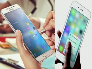 """Thời trang Hi-tech - Bộ tứ smartphone cỡ lớn """"gây bão"""" trong năm 2015"""
