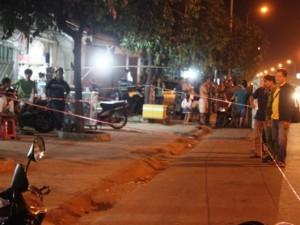 An ninh Xã hội - Đâm chết 2 người tại chỗ sau va chạm giao thông