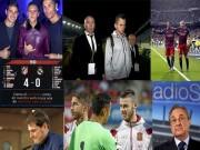 Bóng đá - Real Madrid: Quân tình bết bát, 12 tháng đổ nát