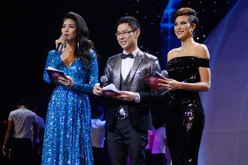 Lộ diện giải Vàng Siêu mẫu Việt Nam 2015 - 6