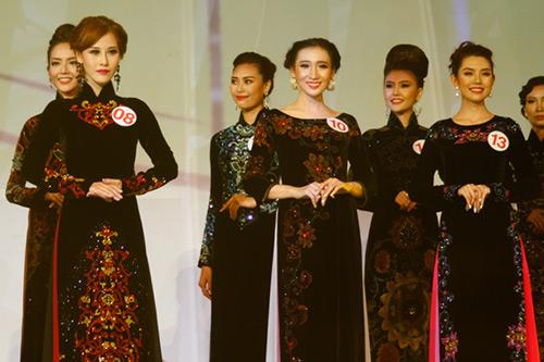 Lộ diện giải Vàng Siêu mẫu Việt Nam 2015 - 7