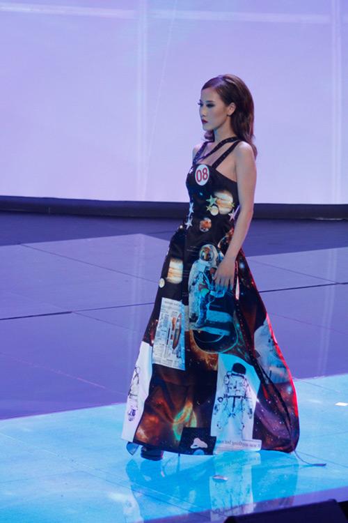 Lộ diện giải Vàng Siêu mẫu Việt Nam 2015 - 10