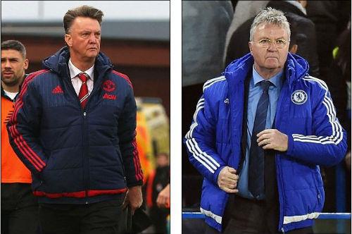 MU vs Chelsea - 1