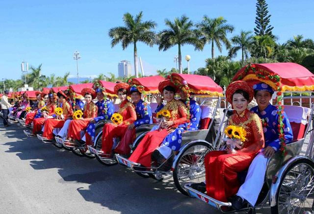 Xúc động đám cưới những công nhân nghèo ở Đà Nẵng - 5