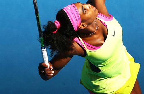 Tin thể thao HOT 28/12: Serena cán mốc vĩ đại - 1
