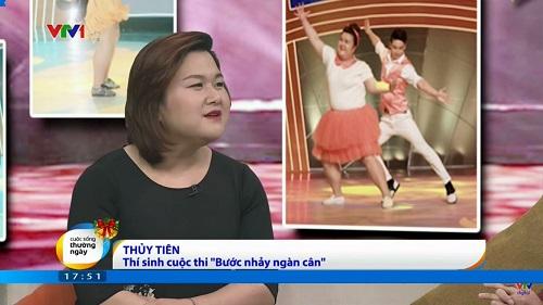 'Hot girl trăm ký' tiết lộ quan hệ tình cảm với bạn nhảy - 1