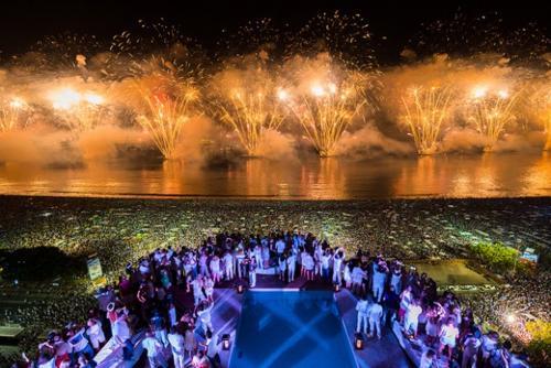 """10 địa điểm """"hot"""" nhất thế giới chào năm mới 2016 - 7"""