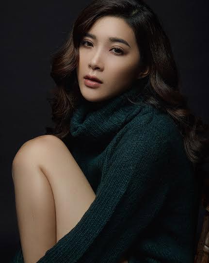 Yan My - cô nàng diễn viên xinh đẹp và mạnh mẽ - 1