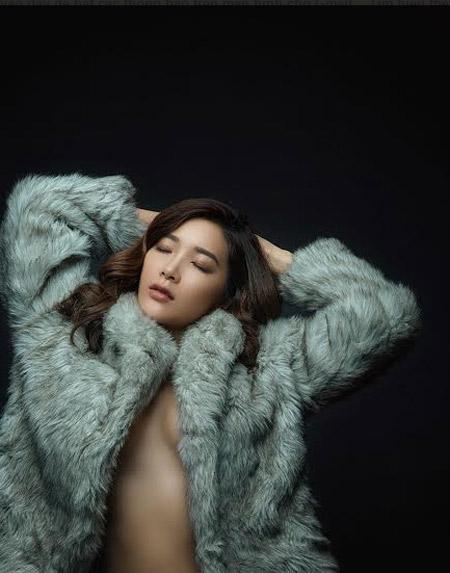 Yan My - cô nàng diễn viên xinh đẹp và mạnh mẽ - 7