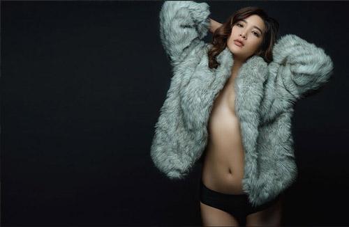 Yan My - cô nàng diễn viên xinh đẹp và mạnh mẽ - 9