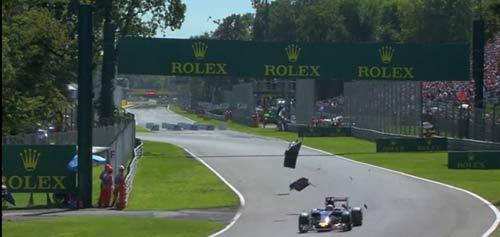 """Bên lề F1 từ A tới Z: Bất ngờ """"Kẻ hủy diệt"""" (P1) - 1"""