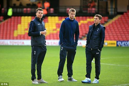 """Chi tiết Watford - Tottenham: """"Siêu dự bị"""" tỏa sáng (KT) - 9"""
