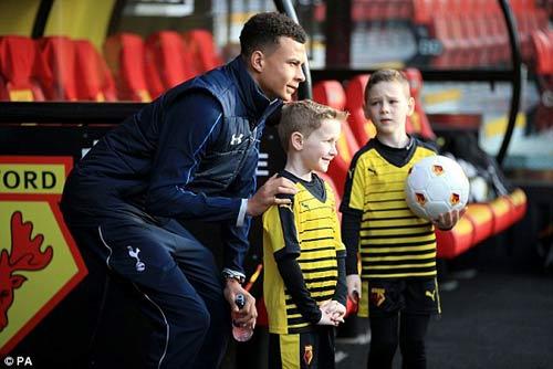 """Chi tiết Watford - Tottenham: """"Siêu dự bị"""" tỏa sáng (KT) - 10"""