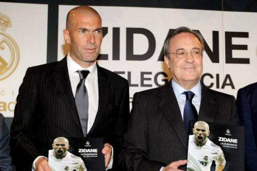 "Zidane: Cứu tinh hay ""con rối"" của Perez? - 2"