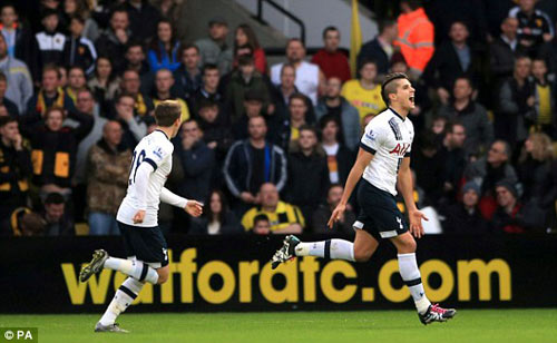 video Watford Tottenham - 3