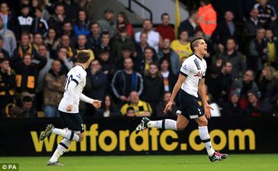 """Chi tiết Watford - Tottenham: """"Siêu dự bị"""" tỏa sáng (KT) - 4"""
