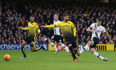 """Chi tiết Watford - Tottenham: """"Siêu dự bị"""" tỏa sáng (KT) - 5"""