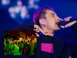 Ca nhạc - MTV - Bảo vệ Hà Nội mệt nhoài vì Sơn Tùng M-TP