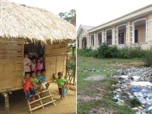 """Giáo dục - du học - Nghịch lý nơi """"khát"""" trường, chỗ tiền tỷ bỏ hoang"""