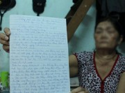 Tin tức trong ngày - Thảm án Bình Phước: Mẹ Tiến viết đơn gửi Chủ tịch nước