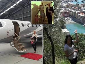 Thế giới - Cuộc sống nhung lụa của các vú em con nhà siêu giàu