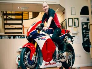 Siêu môtô Honda giá 5 tỷ đồng có chủ nhân đầu tiên