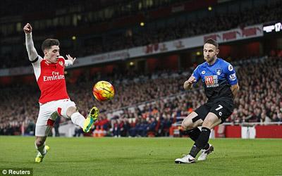 Chi tiết Arsenal - Bournemouth: Liên tục bỏ lỡ (KT) - 4