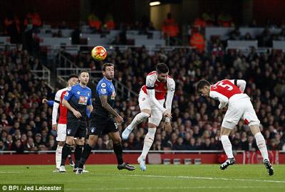 Chi tiết Arsenal - Bournemouth: Liên tục bỏ lỡ (KT) - 5