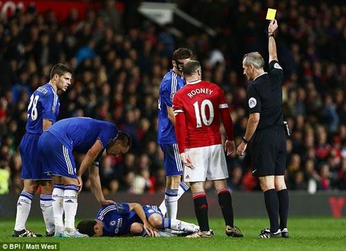 Rooney được bầu chọn hay nhất, fan MU sốc nặng - 4