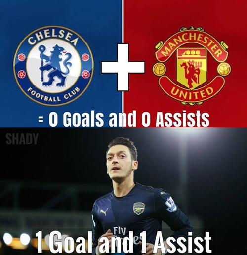 Ảnh chế trận hòa kinh điển giữa Man Utd - Chelsea - 6