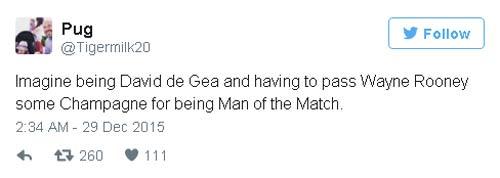 Rooney được bầu chọn hay nhất, fan MU sốc nặng - 2