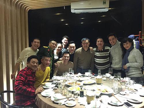 Facebook sao 29/12: Hà Hồ bình yên bên 'anh ấy' - 13