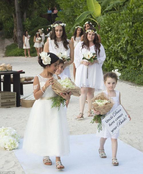 Ấn tượng với đám cưới lành mạnh nhất thế giới - 6