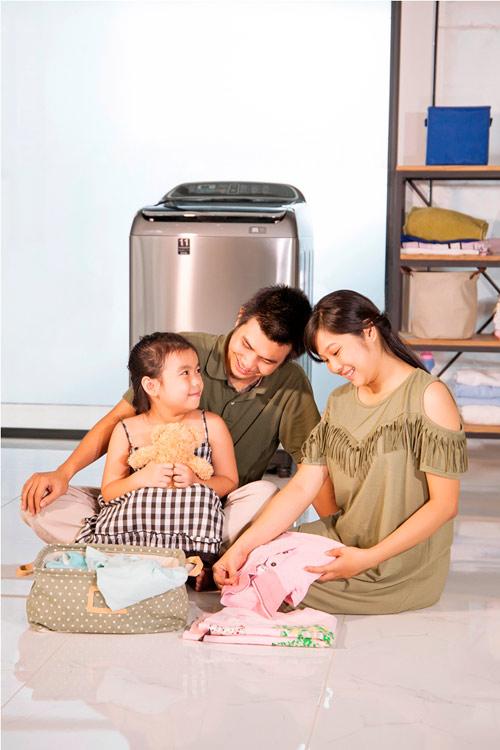 Điều khiến bạn phải suy ngẫm về hạnh phúc gia đình - 2