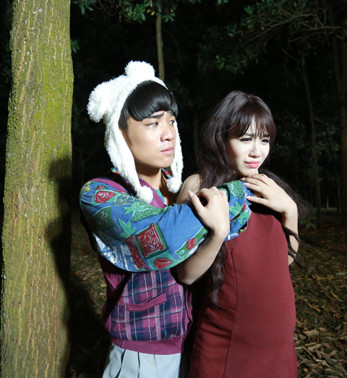 'Hot girl cảnh nóng' Linh Miu: 'Tôi không nham hiểm' - 1