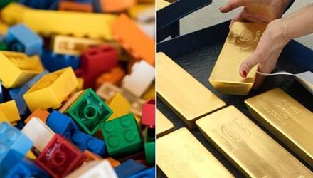 Đầu tư mua Lego hiệu quả hơn đầu tư mua vàng? - 1