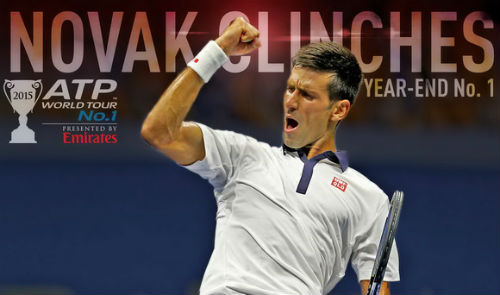 Tennis 2015: Kết thúc kỷ nguyên Nadal Federer - 1