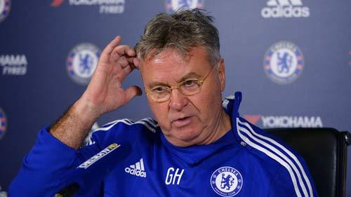 """Hiddink cảnh báo SAO Chelsea, tính đón """"bom tấn"""" Real - 1"""