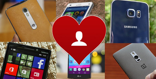 10 smartphone được yêu thích nhất năm 2015 - 1