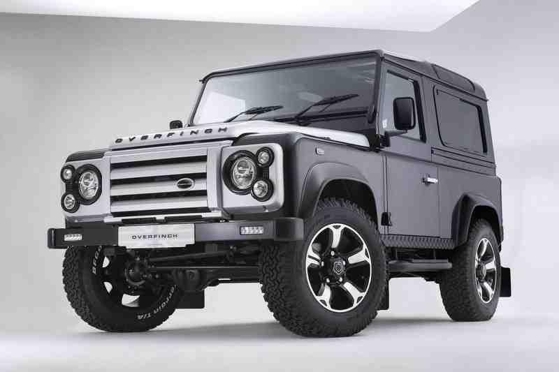 Ra mắt hàng 'khủng' Land Rover Defender bản đặc biệt - 1