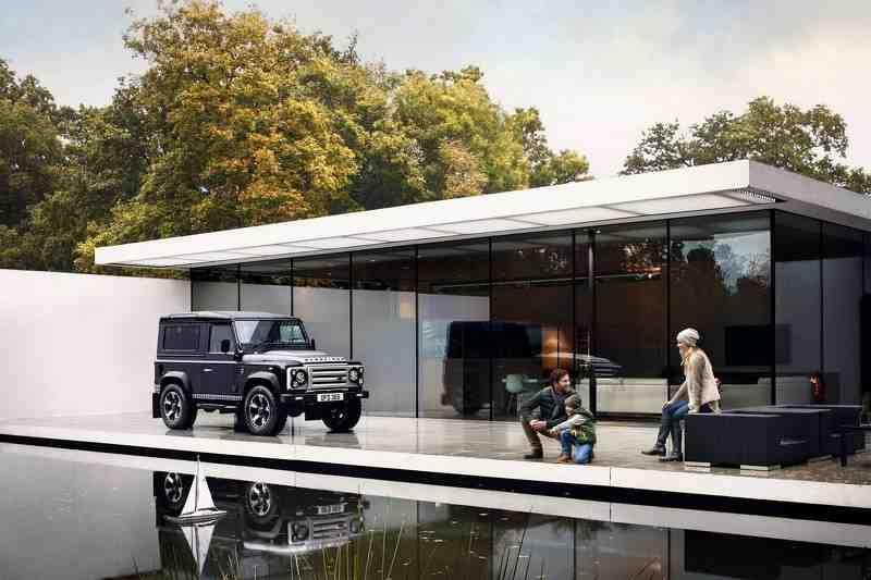 Ra mắt hàng 'khủng' Land Rover Defender bản đặc biệt - 3