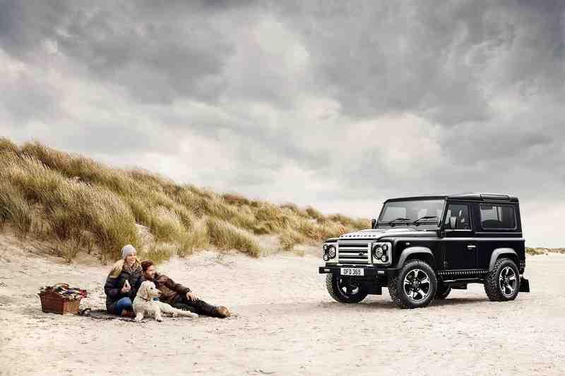 Ra mắt hàng 'khủng' Land Rover Defender bản đặc biệt - 4
