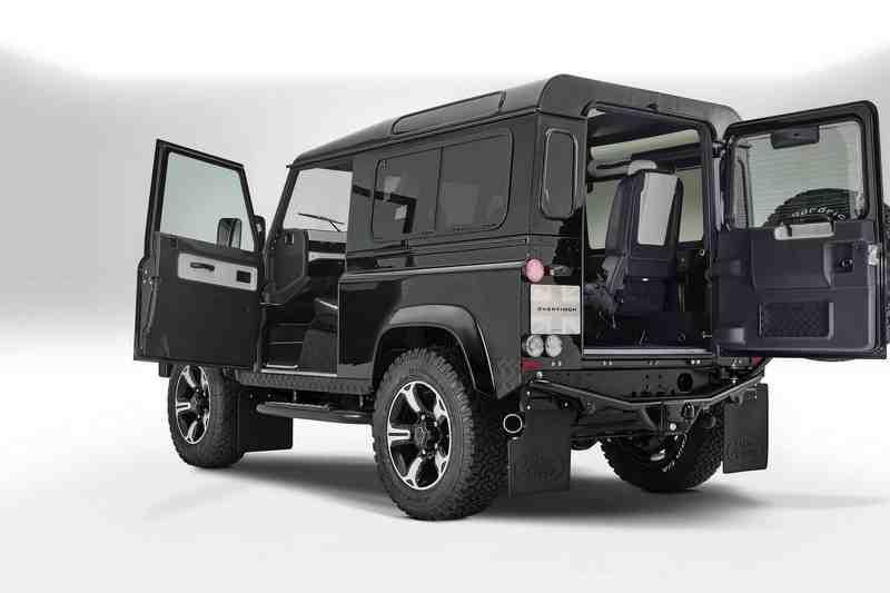 Ra mắt hàng 'khủng' Land Rover Defender bản đặc biệt - 6