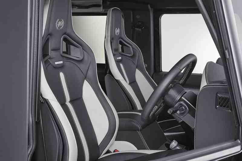 Ra mắt hàng 'khủng' Land Rover Defender bản đặc biệt - 7