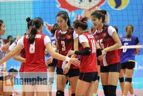 Chân dài cao nhất bóng chuyền VN đầu quân CLB số 1 Thái - 1