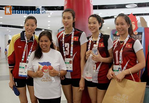 Chân dài cao nhất bóng chuyền VN đầu quân CLB số 1 Thái - 5
